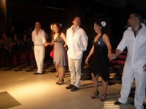 Los Guaracheros de Albacete en el III Encuentro de Salsa 2012