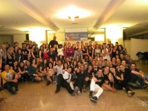 Encuentro Albacete en salsa 2013